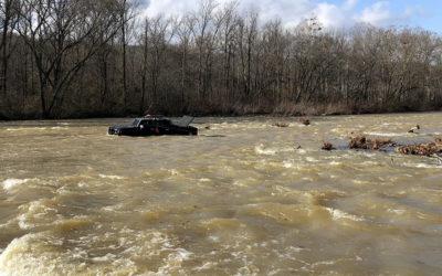 Arkansas Search & Rescue Swift water rescue