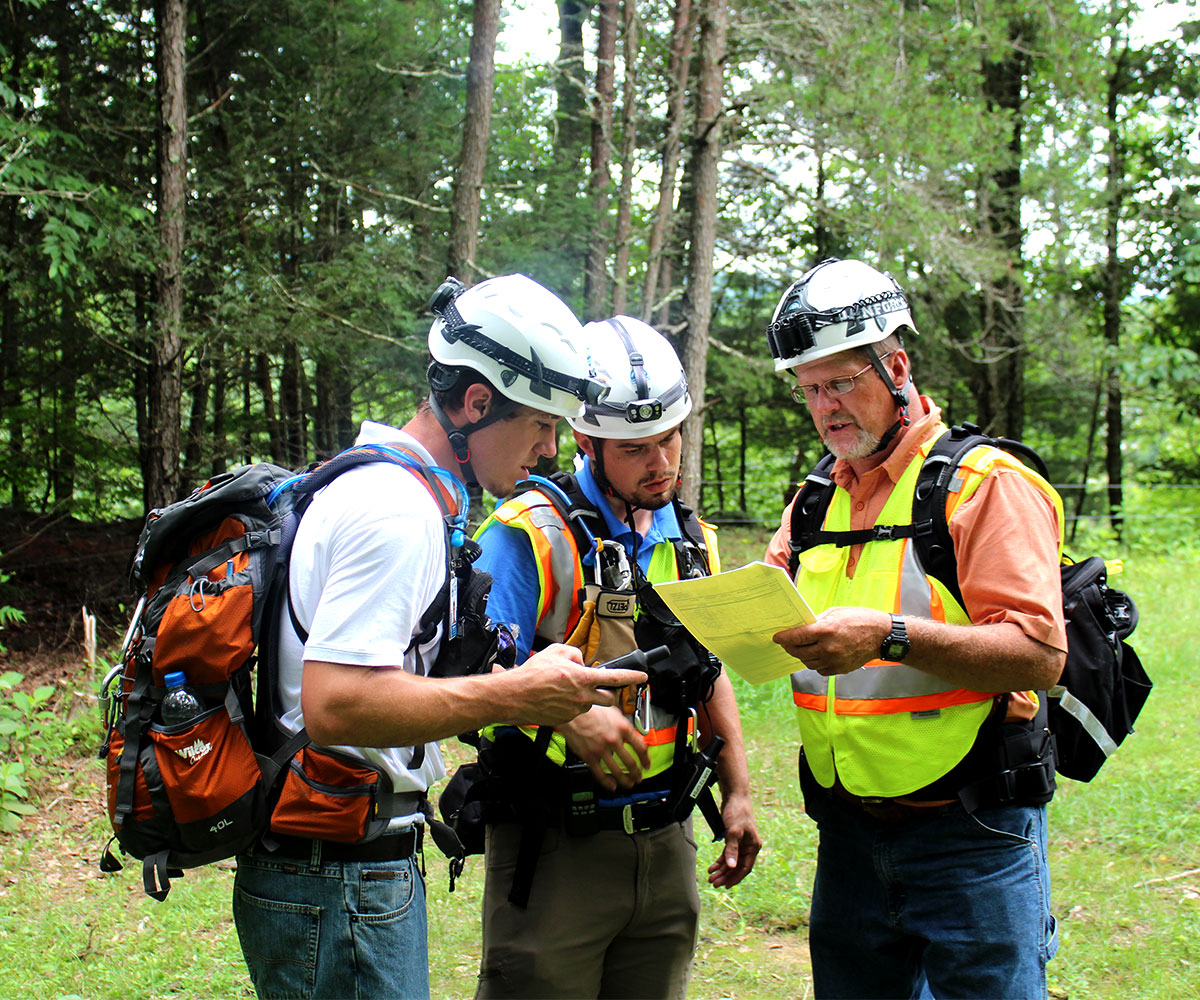 Ohio SAR Team Training