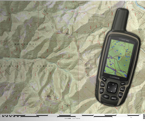 GPS Tracking  Mapping Software
